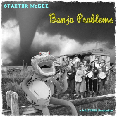 Banjo Problems cover art